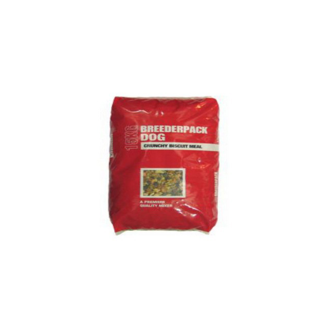 Kennelpak Crunchy Biscuit Meal 15kg