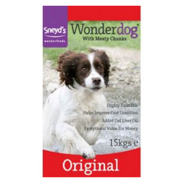 Sneyds Working Wonderdog 15kg