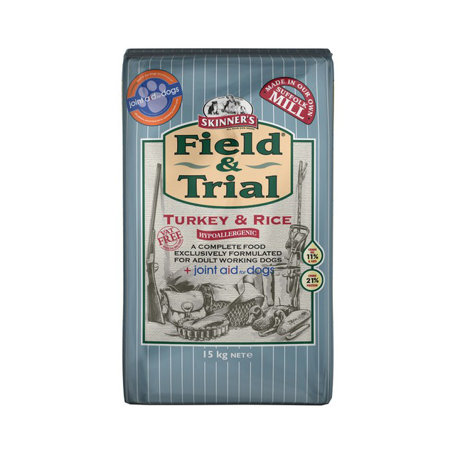 Skinners Field & Trial Turkey Rice & Joint Aid 2.5kg