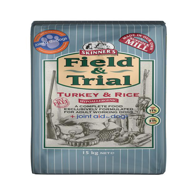 Skinners Field & Trial Turkey Rice & Joint Aid 15kg