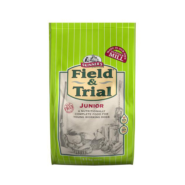 Skinners Field & Trial Junior 2.5kg
