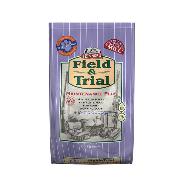 Skinners Field & Trial Maintenance Plus 2.5kg