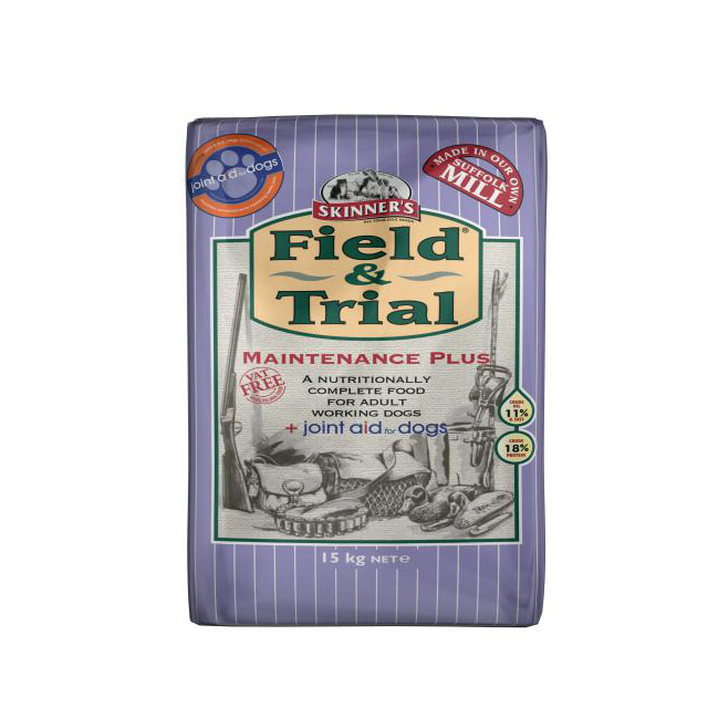 Skinners Field & Trial Maintenance Plus 15kg