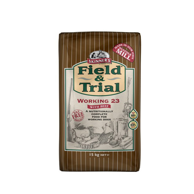 Skinners Field & Trial Working Dog Protein 23 2.5kg