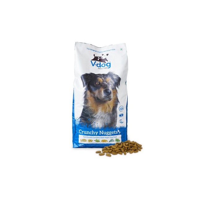 V-Dog Crunchy Nuggets (Vegan) 15kg