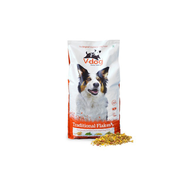 V-Dog Traditional Flake (Vegan) 15kg