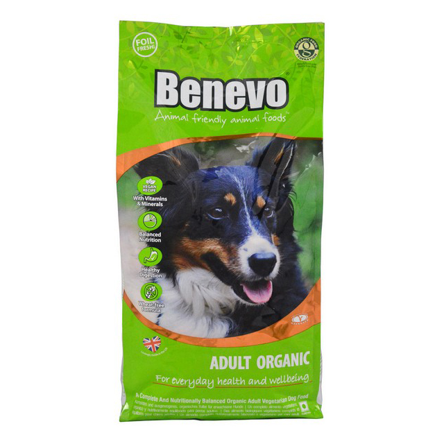 Benevo Dog Adult Organic 2kg