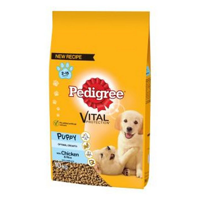 Pedigree Complete Puppy Chicken & Rice 10kg