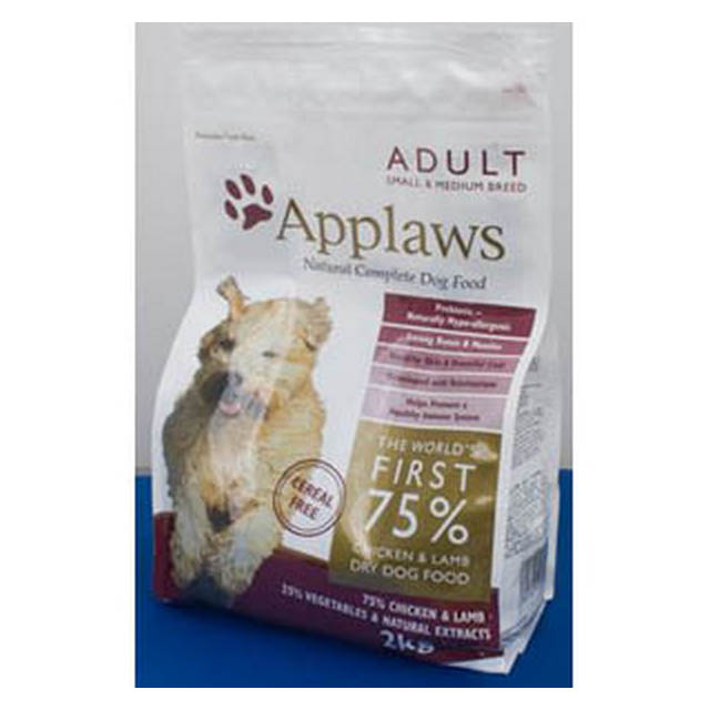 Applaws Natural Complete Adult Dog Lamb and Chkn 2kg