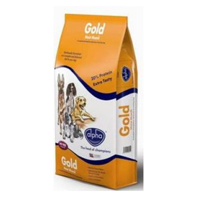 Alpha Gold For Working Dogs 15kg