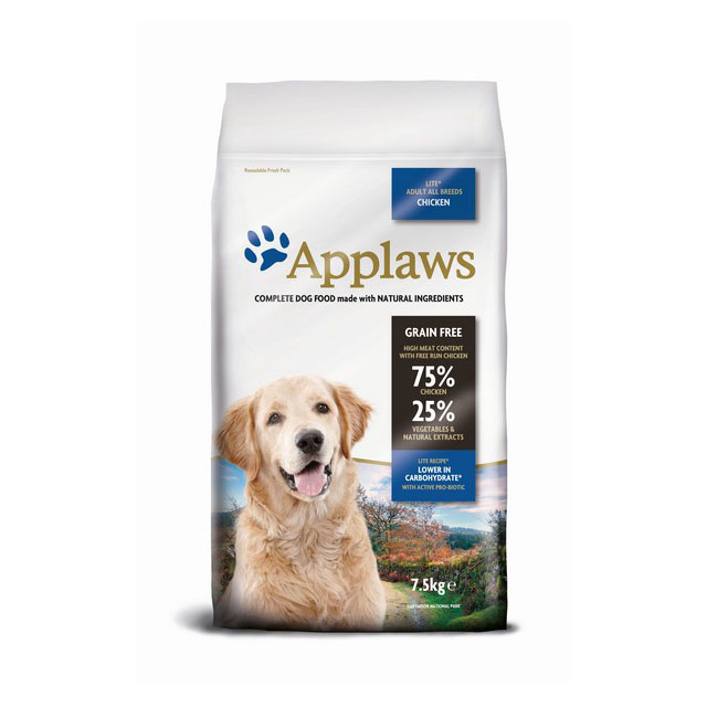 Applaws Natural Complete Lite Adult Chicken 7.5kg