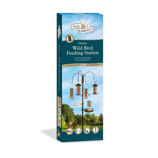 Harrisons Deluxe Bird Feeding Station