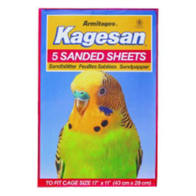 Caged Bird Bedding & Sand Sheets