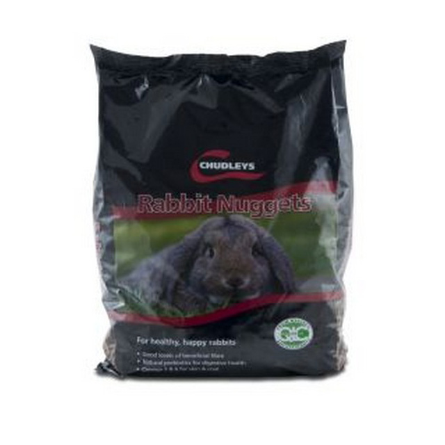 Chudleys Rabbit Nuggets 15kg