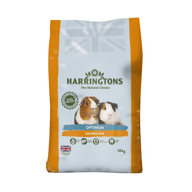 Harringtons Optimum Guinea Pig 10kg