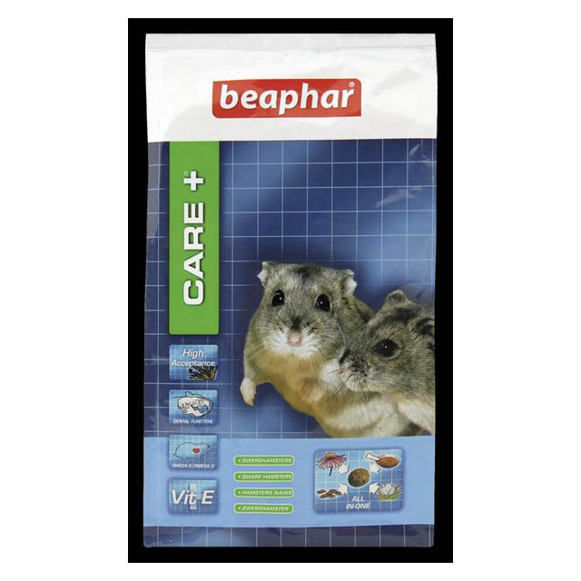Beaphar Care Plus For Dwarf Hamsters 250g