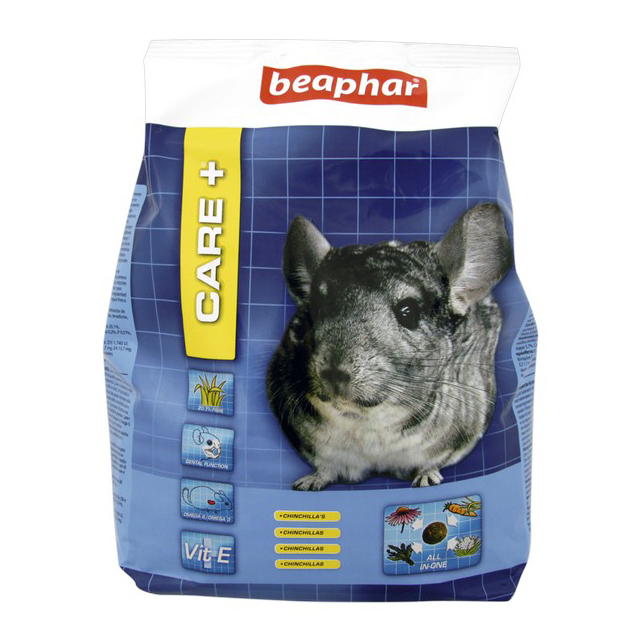 Beaphar Care Plus For Chinchilla 1.5kg