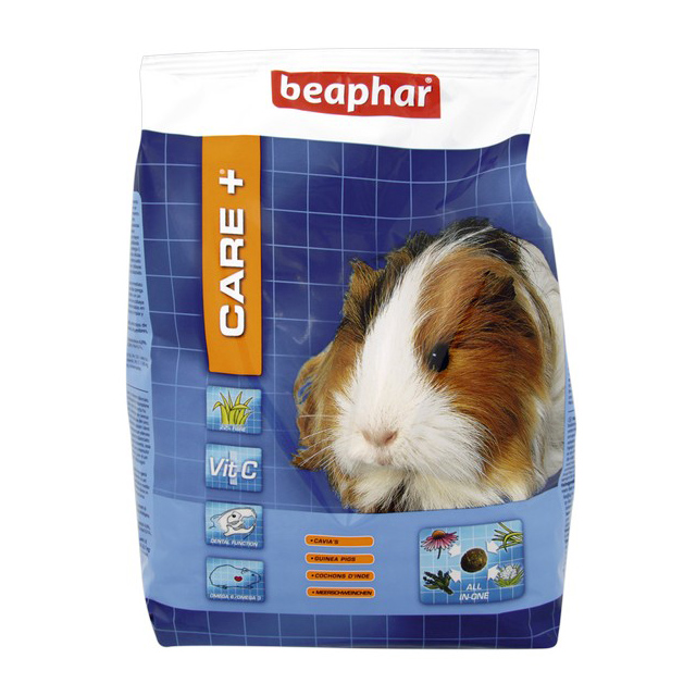 Beaphar Care Plus For Guinea Pig 1.5kg