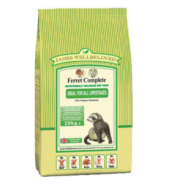 Wellbeloved Ferret Complete 10kg