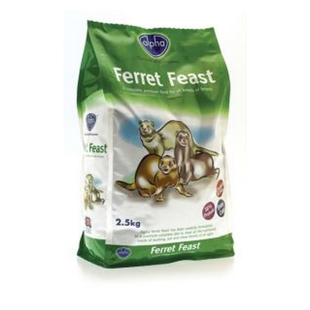 Alpha Ferret Food 2.5kg