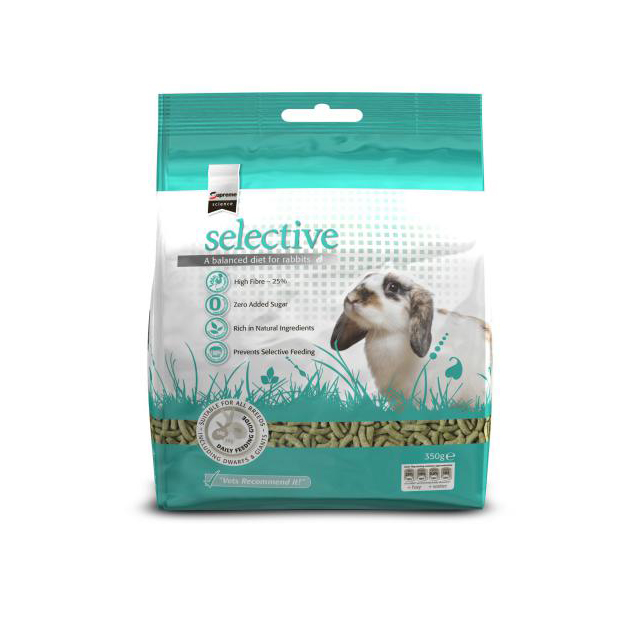 Supreme Science Selective Rabbit 350g [DCse 5]
