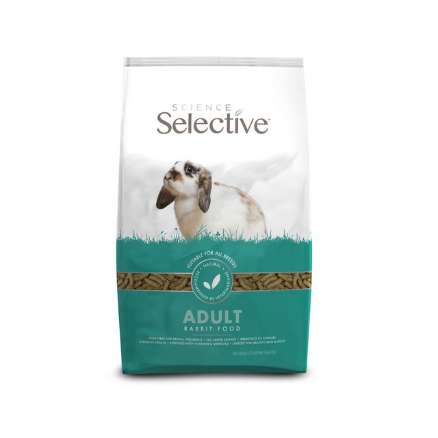 Supreme Science Selective Rabbit 5kg