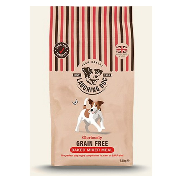 Laughing Dog Gloriously Grain Free Mixer Meal 1.5kg