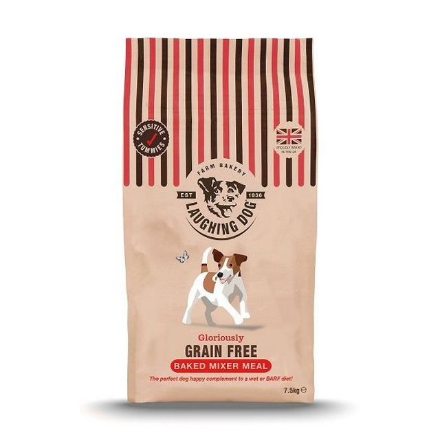 Laughing Dog Gloriously Grain Free Mixer Meal 7.5kg