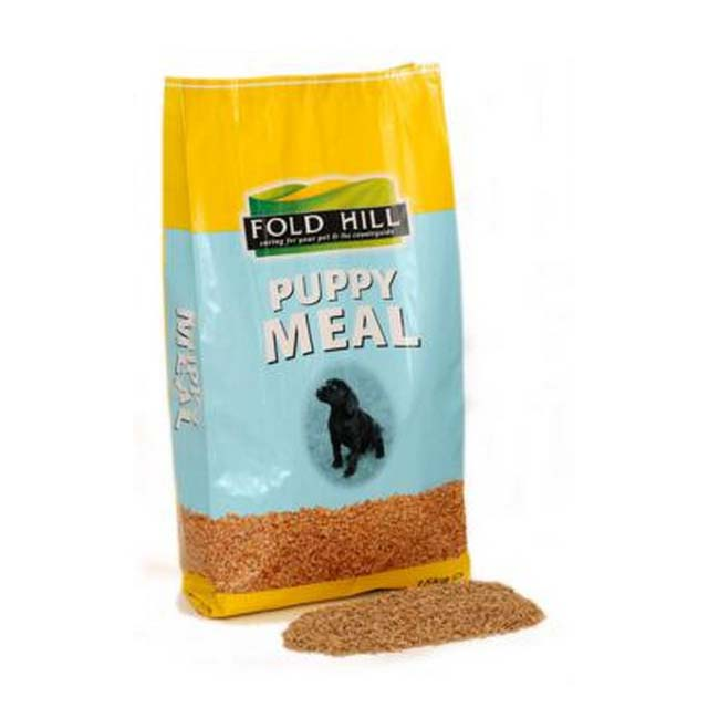 Foldhill Plain Puppy Meal 15kg