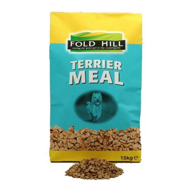 Foldhill Plain Terrier Meal 15kg