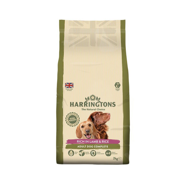 Harringtons Lamb and Rice Adult 2kg