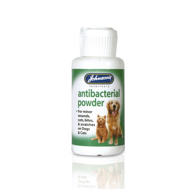 JVP Anti Bacterial Powder Cat and Dog 20g