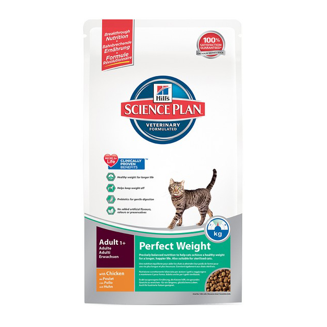 Hills Feline Adult Perfect Weight 3kg