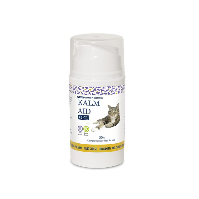 Pro Den Kalm Aid Gel for Cats 50ml