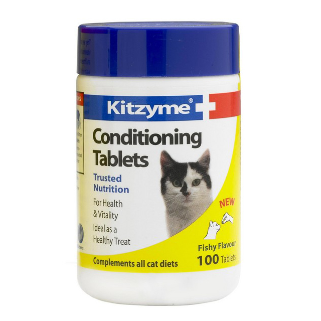 Kitzyme Conditioning Tablets (100Tabs)
