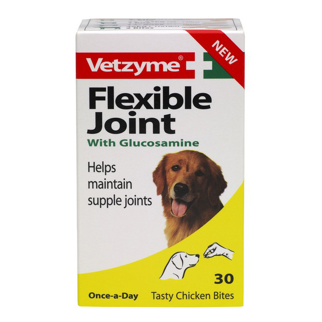 Vetzyme Flexible Joint Tablets (30Tabs)