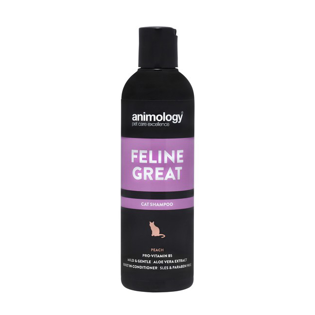 Animology Feline Great Cat Shampoo Papaya 250ml