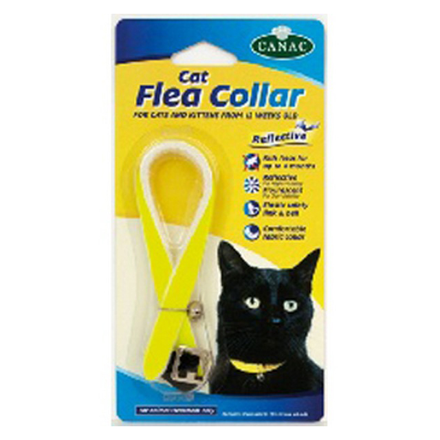 Beaphar Cat Flea Collar Reflective