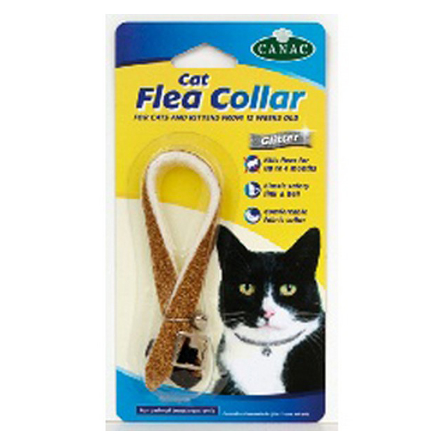 Beaphar Cat Flea Collar Glitter Assorted
