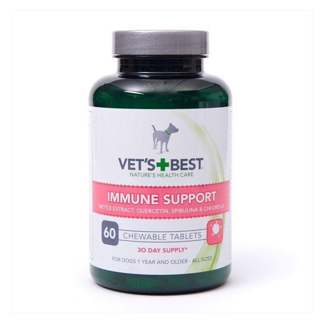 Vets Best Immune Support Tablets (60Tabs)