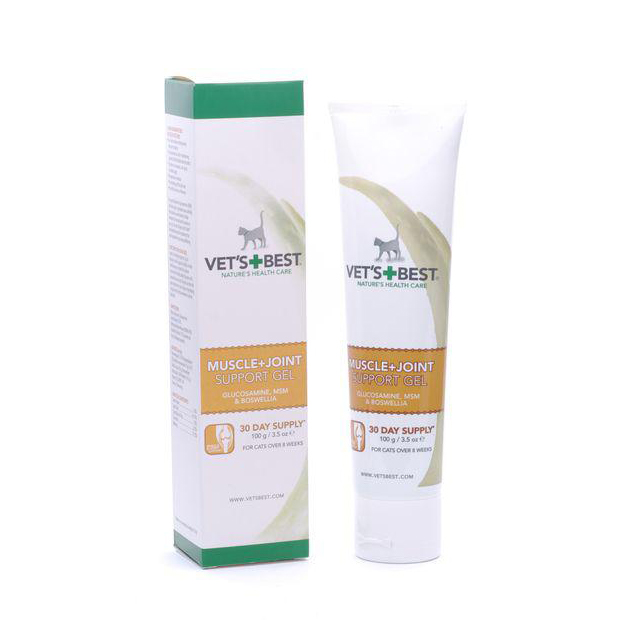 Vets Best Muscle & Joint Gel for Cats 100g
