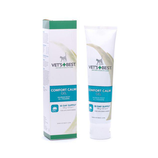 Vets Best Comfort Calm Gel for Cats 100g