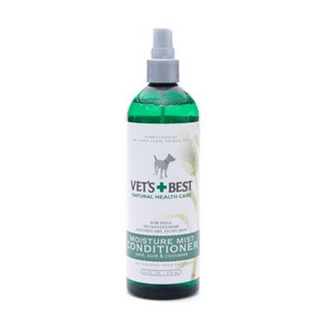 Vets Best Moisture Mist Conditioner for Dogs 470 ml