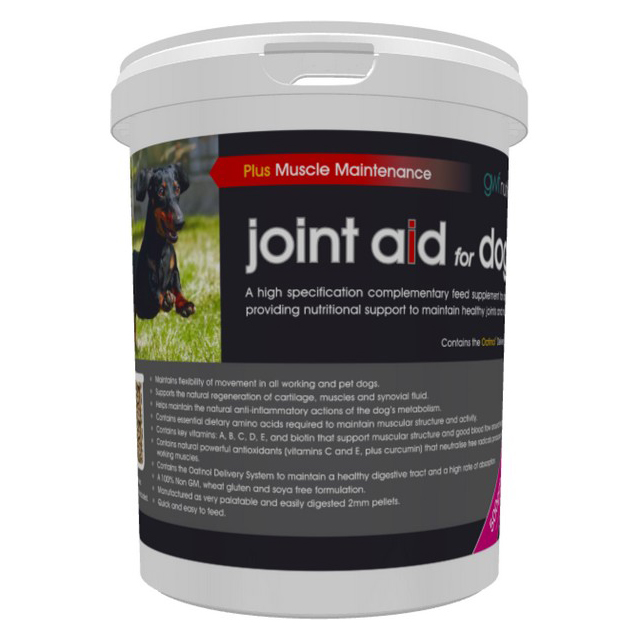GWF Nutrition Joint Aid & Muscle Maintenance for Dogs 500g
