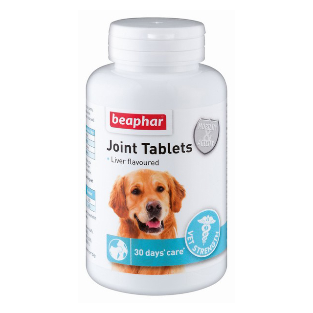 Beaphar Joint Tablets Liver Flavour