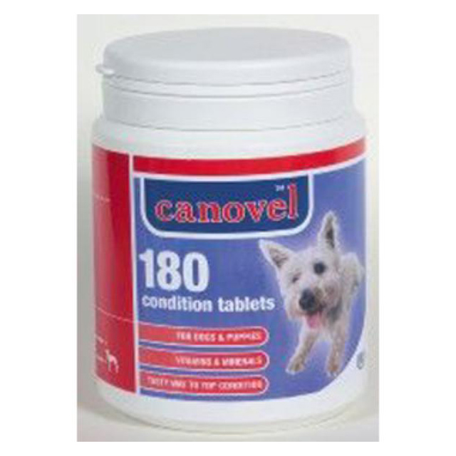 Canovel Condition Tablets (180Tabs)