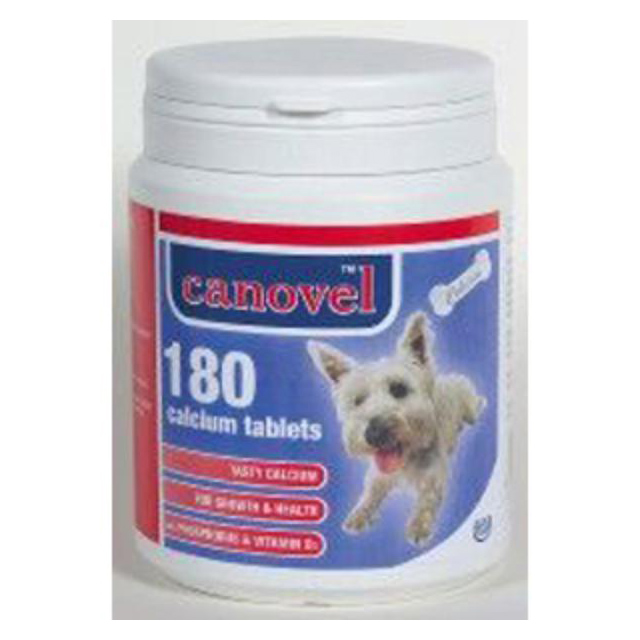Canovel Calcium Tablets (180Tabs)
