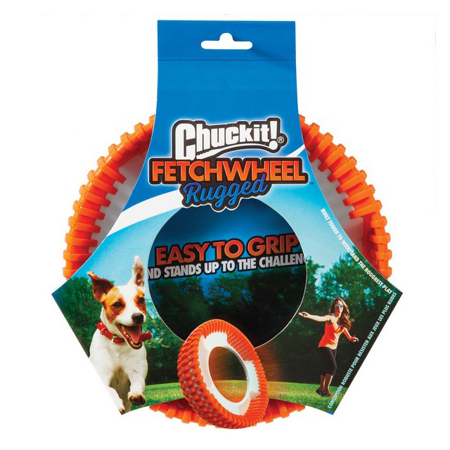 Chuckit Rugged Fetch Wheel