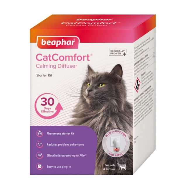 Beaphar Cat Comfort Calming Diffuser 48ml