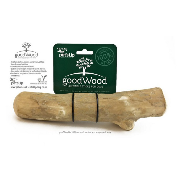 GoodWood Chewable Stick Coffee Tree Wood Small
